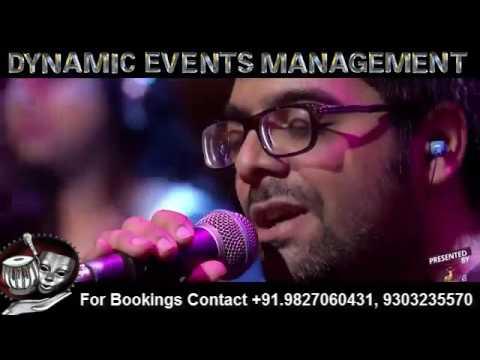 SInger Music Director Sachin Jigar Showreel Live in Wedding Sangeet Event