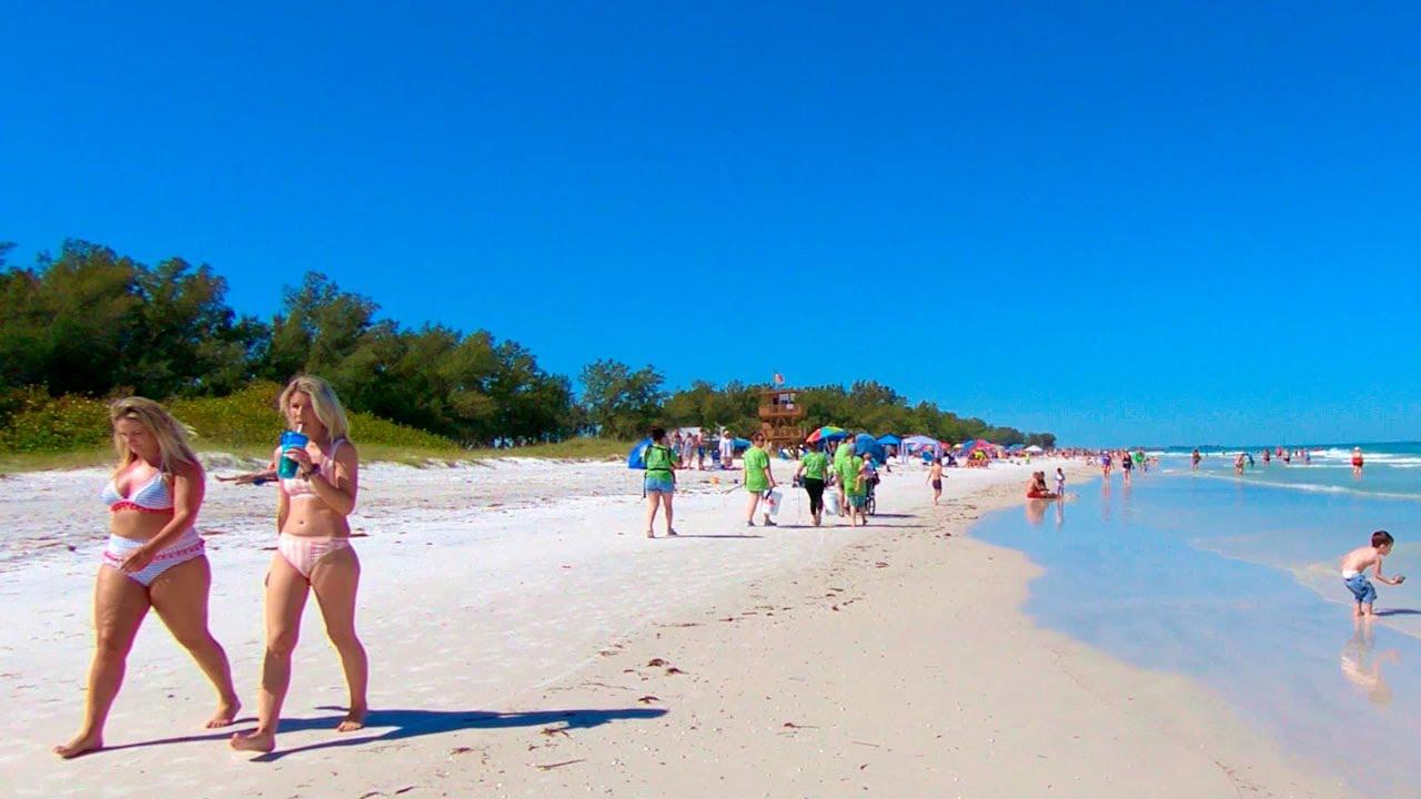 Coquina Beach, Anna Maria Island, Florida | Walking Tour