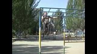 Street Workout Denis Minin