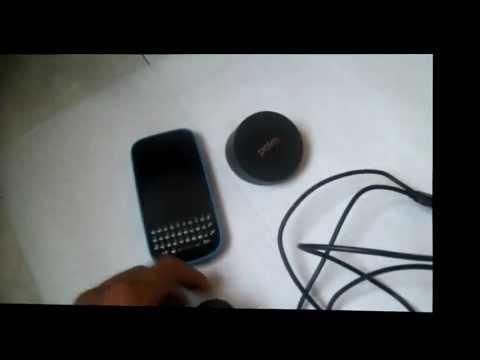 Base de carga Electromagnética para Palm Pixi Plus/Palm Pre