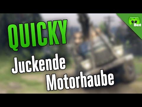 JUCKENDE MOTORHAUBE 🎮 Quicky #166 | Best of PietSmiet