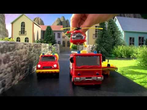 Fireman Sam Diecast