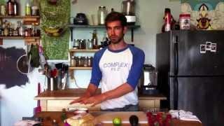 Strawberry Guacamole - 4 Ingredient Recipe