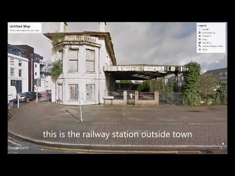 5 abandoned places in and around cardiff center