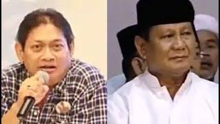 Pakar ini ogah pilih Prabowo. Bukan karena gak bisa ngaji, tapi karena ini...