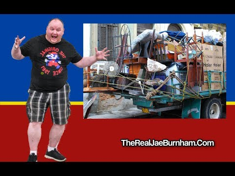 How NOT To Be A Professional Mover [Bad Moving Companies]