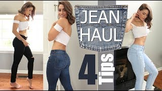 Jean Try On