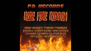 RISE FIRE RIDDIM - PRODUCED BY P. Q. RECORDS [APRIL 2017]