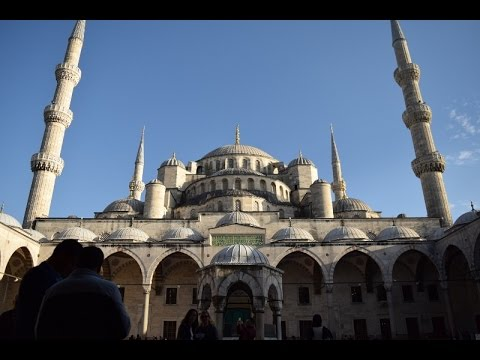 The Blue Mosque Tour - Istanbul (Turkey)