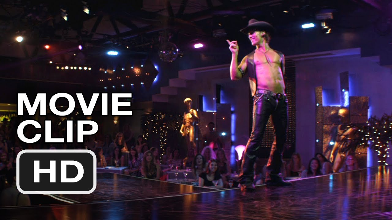 Magic Mike Movie CLIP #10 - Rules of the House - Channing Tatum Stripper Movie HD