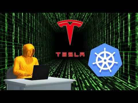 Tesla cloud account hijacked to mine cryptocurrency