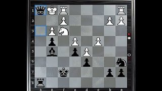 The Best Neil chess F-19! агония... 27.