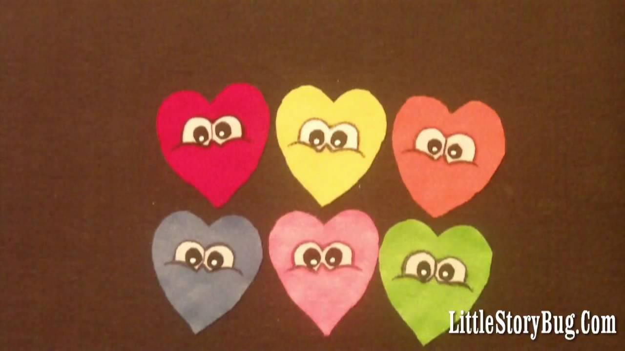 valentines day preschool song oh valentine song littlestorybug youtube - Preschool Valentine Songs