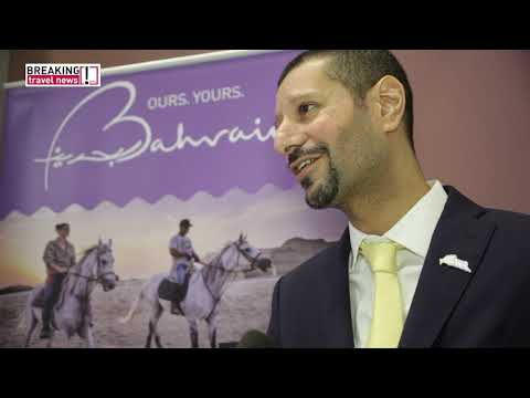 Yousef Mohammed AlKhan, director of tourism marketing, Bahrain Tourism