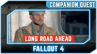 Fallout 4 - Long Road Ahead - Companion Quest [Survival Difficulty]