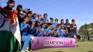 India vs Pakistan Women's Asia Cup T20 Final 2016 Full Highlights