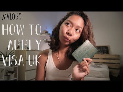 HOW TO APPLY VISA UK - BAHASA INDONESIA