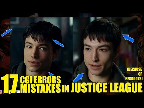 17 Continuity Errors/Mistake in Justice League(Because of Joss Whedon)