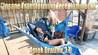 """""""The Best Camping Hammock Super Review The Amok Draumr 3.0!"""""""