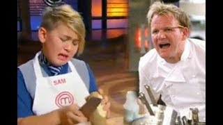 Video Gordon Ramsay Goes Off on a Kid On Children's Master Chef download MP3, 3GP, MP4, WEBM, AVI, FLV Februari 2018
