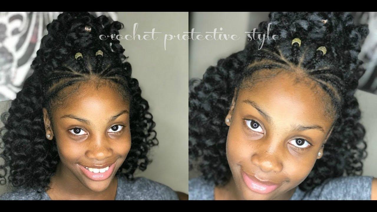 protective crochet hair
