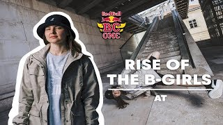 Wywiad z BGirl AT - Rise of the BGirls