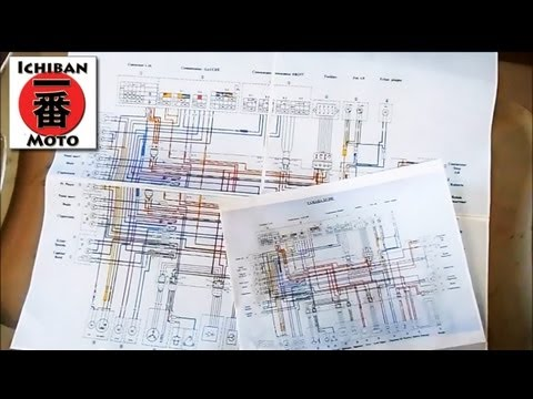 hqdefault ichiban cafe racer part 12 how to make simplified minimal caf� how to make a motorcycle wiring harness at n-0.co