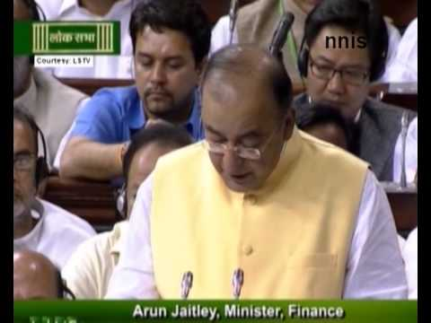 Changes To Reduce Litigation In Direct Taxes -- Jaitley