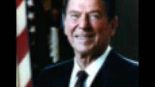 Ronald Reagan on Capitalism and Socialism