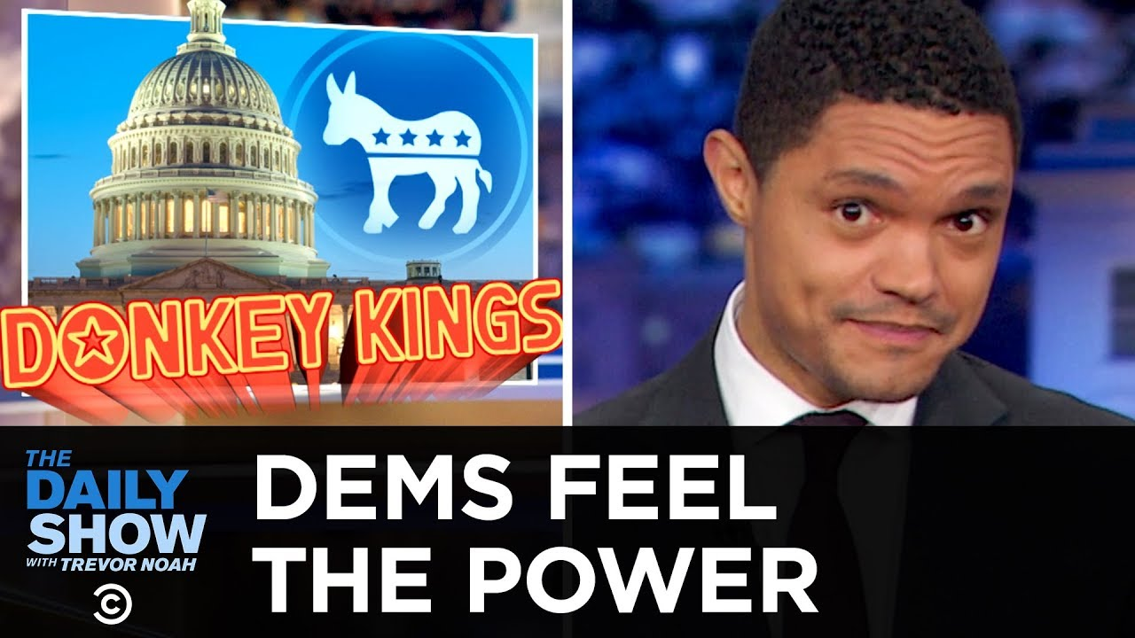 democrats-plan-their-house-takeover-fire-up-the-subpoena-cannon-the-daily-show