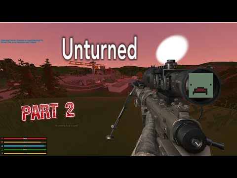 how to put unturned airdrops in unturend servers