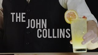 How To Make The John Collins - Best Drink Recipes