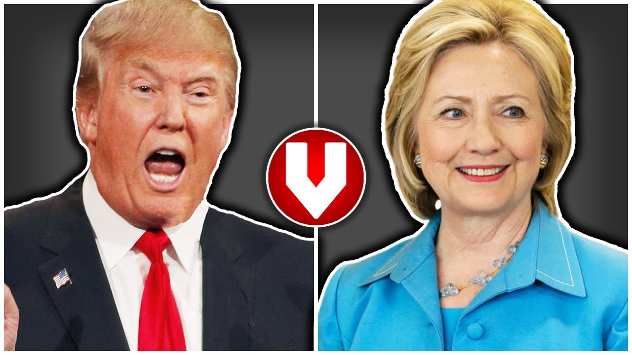 donald trump v hillary clinton battle to the death ufc 2 fights youtube. Black Bedroom Furniture Sets. Home Design Ideas