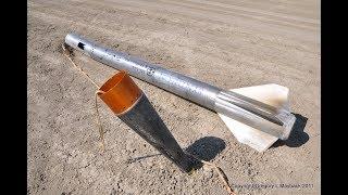 Fusée amateur 2011 vs pression atmosphérique