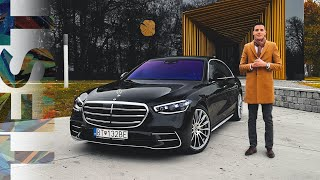NECH ŽIJE KRÁĽ! 👑 | 2021 Mercedes-Benz S400d 4Matic Long 4K TEST + ENG SUB