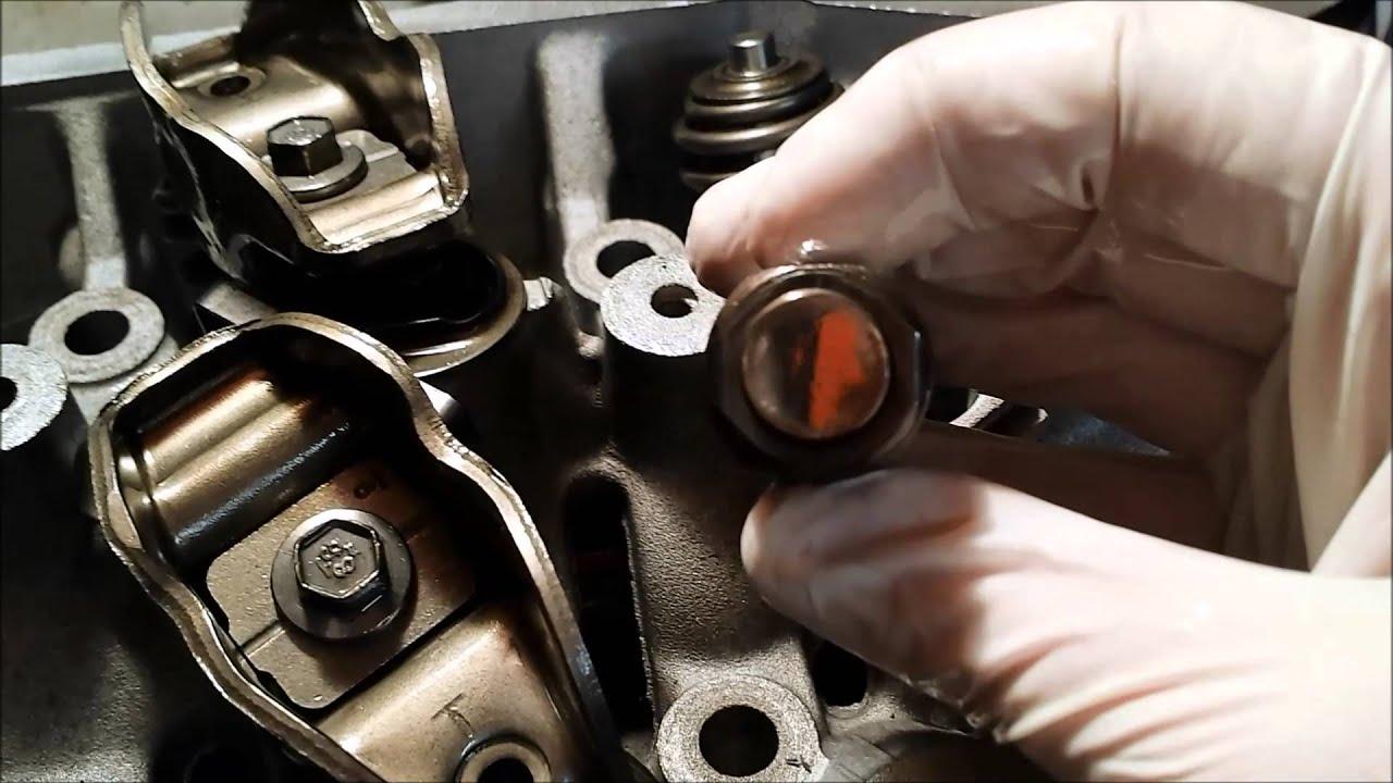 medium resolution of ford focus engine rebuild 2 0l sohc spi part 4