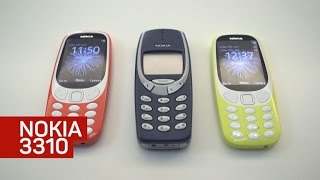 The Nokia 3310 is back and so is Snake