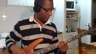 Romain Virgo -  Soul Provider// Bass Cover By Jo Kowosol