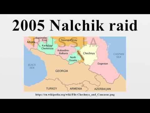 2005 Nalchik raid