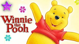 WINNIE THE POOH AND FRIENDS - VIDEO 5 || ❤ BEST ACTION FIGURE STICKERS ❤