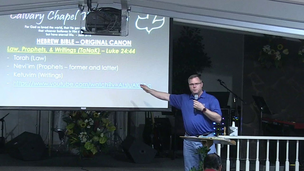 29 May 2019 I CCWO Midweek Study in Church History 4 I Pastor Dan Jacobson