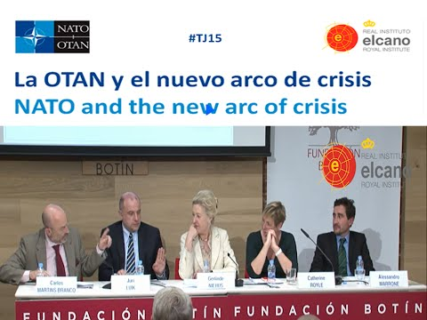Conference: NATO and the New Arc of Crisis (Afternoon Season)