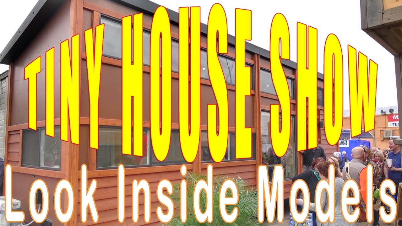 Tiny House Show Tour Inside Homes Full Time Rv Living Youtube