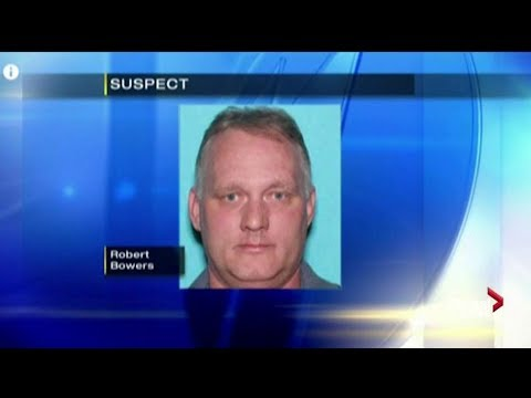 Suspect identified in Pittsburgh synagogue mass shooting