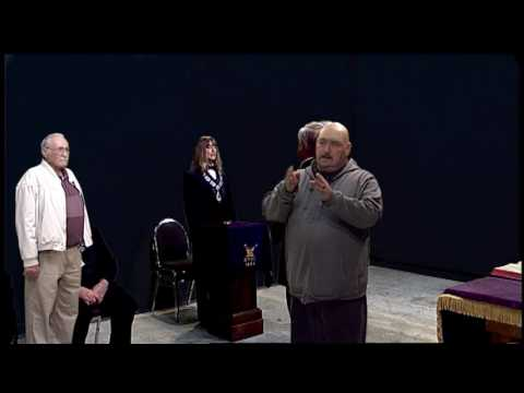Elks Ritual Training Promo Video