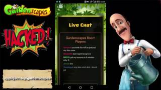 Gardenscapes Hack for iOS and Android  - Gardenscapes New Acres Hack / Cheats Coins & Stars