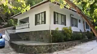 Сейшелы, остров Маэ продаю два дома, собственный пляж.