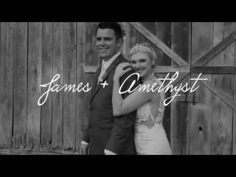 james-+-amethyst-//-arkansas-wedding-video