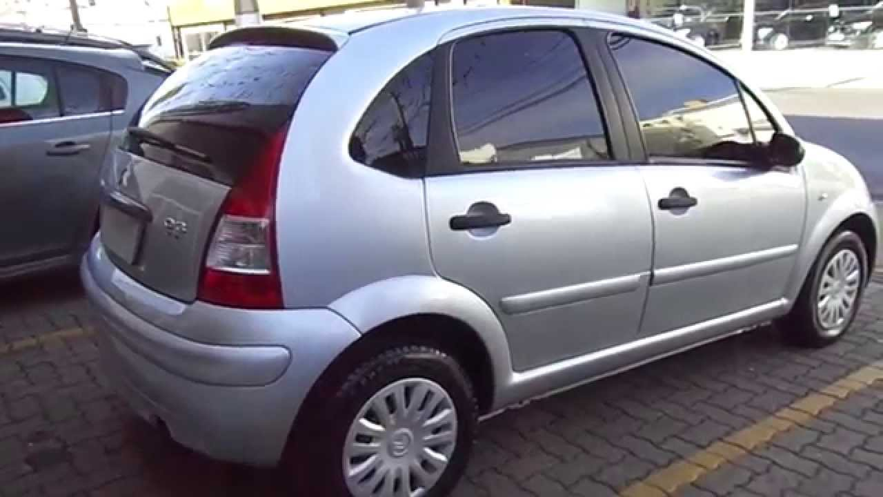 citroen c3 glx 1 4 8v flex 2010 youtube. Black Bedroom Furniture Sets. Home Design Ideas