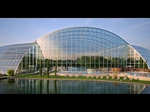 THERME BUCHAREST, ROMANIA, JULY 2016